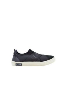 Democrata Tênis Slip on Urban Tune Preto 209121-001