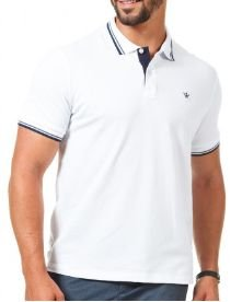Docthos Polo Mc Piquet Branco 640119068