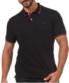 Docthos Polo Mc Piquet Preto 640119068