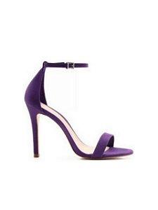 Schutz Sandália Gisele Purple S0138702680770