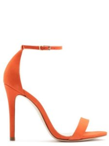 Schutz Sandália Gisele Orange S0138702680740