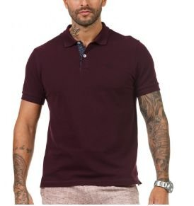 Docthos Polo Piquet Easy Açai 640119043