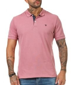 Docthos Polo Piquet Easy Rose 640119043