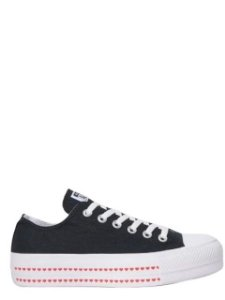 Converse All Star Tênis Chuck Taylor Love Fearlessly Flatform Ct13590001