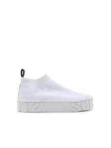 Schutz Sock Sneaker Knit White S2111700040003