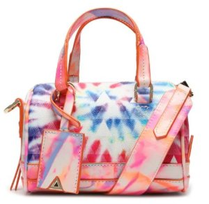 Schutz Mini Bowling Bag Triangle Tie-Dye S5001813450001