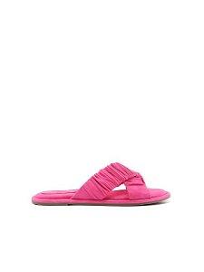 Schutz Slide Fun Straps Pink S2057400480001