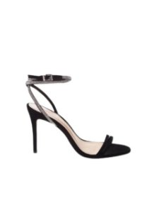 Schutz Sandália Party Strings Glam Black S0206602190004