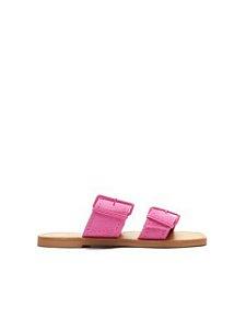Schutz Rasteira Fivelas Pink S2088900020002