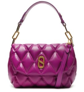 Schutz Shoulder Bag Candy Violet S5001813530002