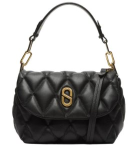 Schutz Shoulder Bag Candy Black S5001813530001