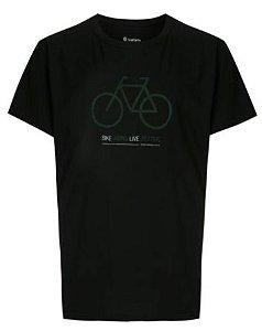 Osklen T-Shirt Pet Bike More Live Better 59293