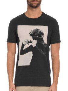 Osklen T-Shirt Vintage Color Neoprene 58230