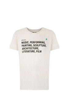 Osklen T-Shirt Cânhamo Seven Arts 61195