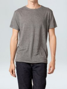 Osklen T-Shirt Supersoft Mescla 52365