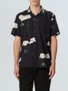 Osklen Camisa Rose Glitch 60828