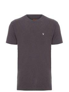 Osklen T-Shirt Regular Venice Chumbo 60935