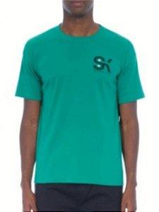 Osklen T-Shirt SK Urban Verde 60875