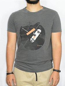 Osklen T-Shirt Vintage Skater Chumbo 60964