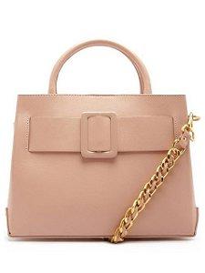 Schutz Buckle Bag Tote Sweet Rose S5001810890005