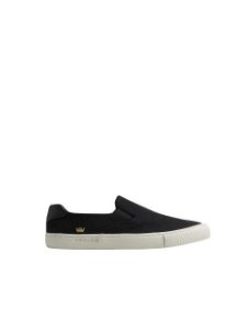 Osklen Slip On Canvas Black 62044