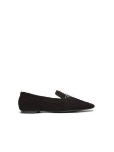 Schutz Loafer Fivela Black S2071001310005