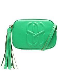 Schutz Crossbody Kate Weekender Green S5001505840004