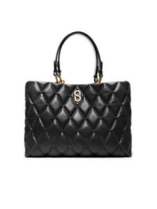 Schutz Shopping Bag Candy Black S5001813540001