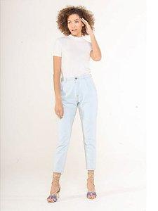 Pigmento Calça Jeans Fem Cintura Alta 5014468-1