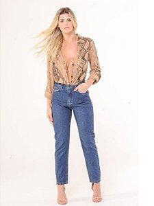Pigmento Calça Jeans Fem Mom 5014442-7