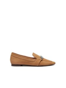 Schutz Loafer Honey Beige S2071001310002