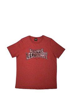 VCL Camiseta Vermelho 1673