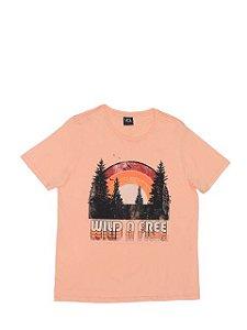 VCL Camiseta Laranja Candy 1716