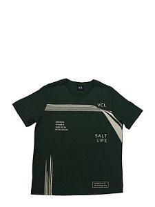 VCL Camiseta Verde Militar 1720