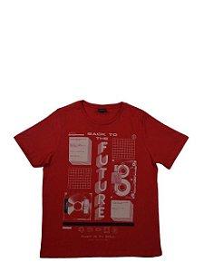 VCL Camiseta Vermelha 1698