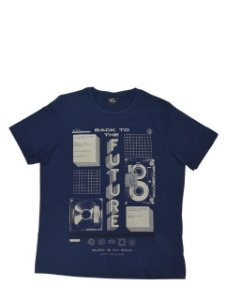 VCL Camiseta Marinho 1698