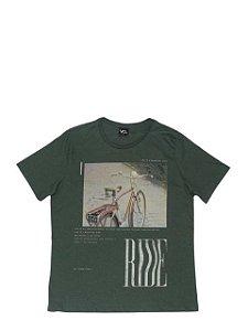 VCL Camiseta Verde Militar 1691