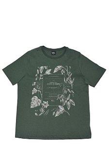 VCL Camiseta Verde Militar 1692