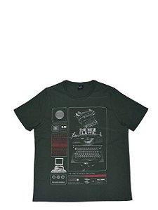 VCL Camiseta Verde Militar 1697
