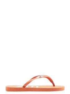 Schutz Flip Flop New Ocre S2063200020019