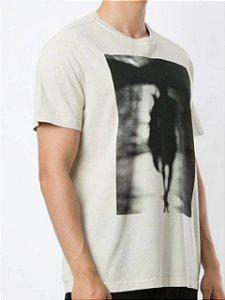 Osklen T-Shirt Stone Surfer 62555