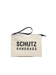 Schutz Clutch Lona Cru S5001001220002