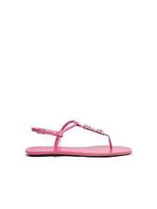 Schutz Flat Pink S0116800890045