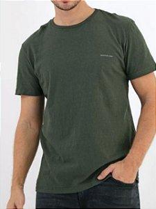 Calvin Klein Jeans Camiseta Basic Verde Militar TC832