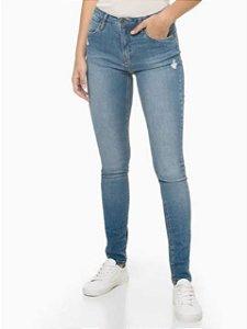 Calvin Klein Jeans Calça Jeans High Rise Skinny DH176