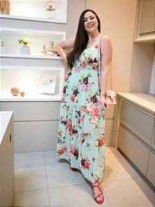 Vestido Midi Floral 10204