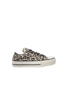 Converse All Star Tênis Chuck Taylor Flatform Animal Print CT13090001