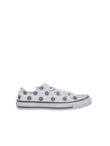 Converse All Star Tênis Chuck Taylor Branco / Poa  CT15340003