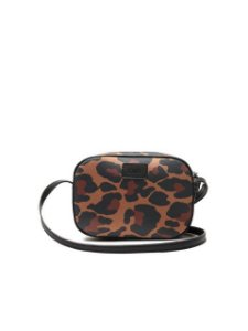Schutz Crossbody Animal Print S5001505530011