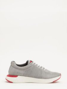 Calvin Klein Jeans Tênis Runner Tricot Liso Mescla TE927